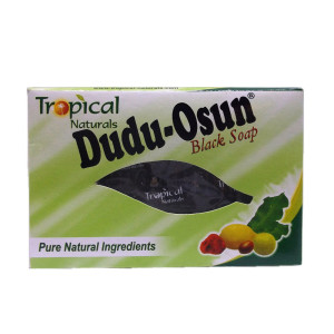 Tropical Naturals Dudu Osun African Black Soap