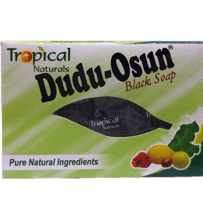 Tropical Naturals Dudu Osun African Black Soap
